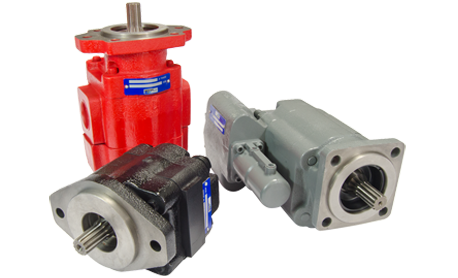 Metaris Brand Gear Pumps - Refuse, Dump Pumps, Specialty Pumps, etc.