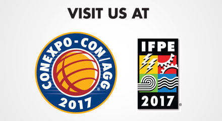 Hydraulex Exhibiting at CONEXPO/IFPE 2017
