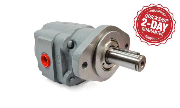 Metaris Aftermarket MH25 Series Hydraulic Gear Pumps & Motors - Interchange